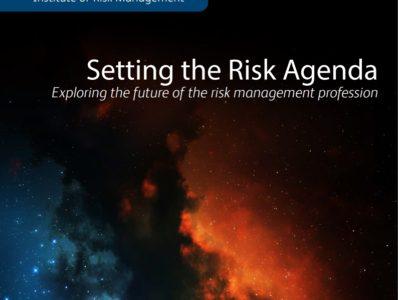 Setting the Risk Agenda